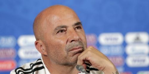 Selección Sudamericana tras los pasos de Jorge Sampaoli