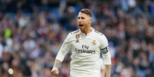 Sergio Ramos acusado de antidopaje en final de Champions League