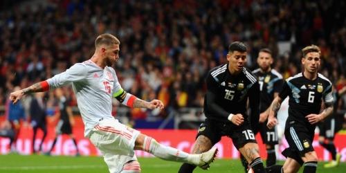 Sergio Ramos se acerca al récord mundial de Iker Casillas