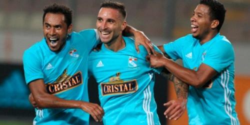 Sporting Cristal conquista el torneo Apertura de Perú