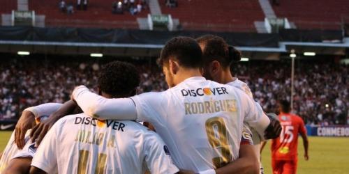 Triunfo dulce-amargo de Liga de Quito en la Sudamericana