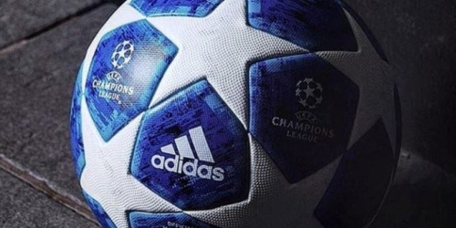 UEFA presenta nuevo balón para la Champions League
