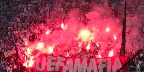 """UEFA sanciona al Marsella por actos """"vandálicos"""""""