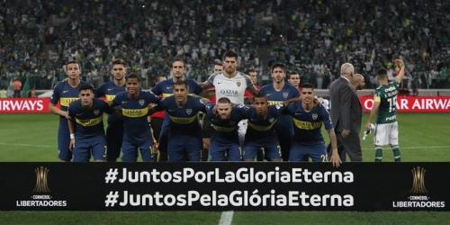 Una locura por un boleto de Copa Libertadores