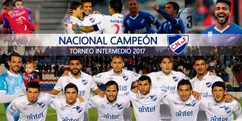 Uruguay, El bolso grita campeón en el Torneo Intermedio