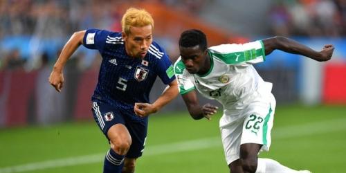 (VIDEO) Empate cargado de emociones entre Japón y Senegal