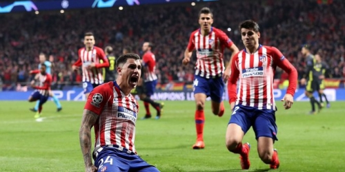 (VIDEO) 5 minutos le bastaron al Atléti