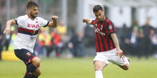 (VIDEO) AC Milán empata al Genoa