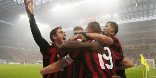 (VIDEO) AC Milán se hace con la victoria frente a la Lazio