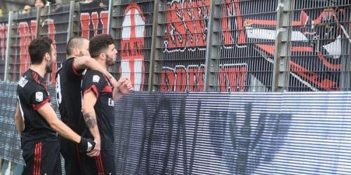 (VIDEO) AC Milan suma una nueva victoria con Gatusso al mando