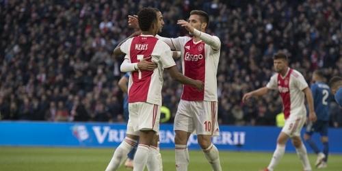 (VIDEO) Ajax derrotó 3 a 0 al Feyenoord y acorta distancia con el PSV