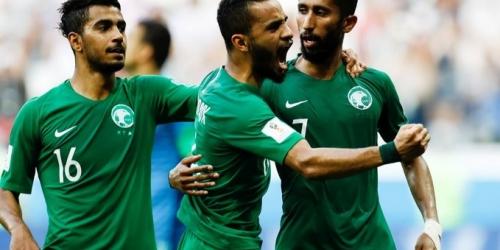 (VIDEO) Arabia se despide de Rusia con una victoria ante Egipto