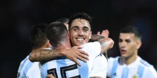 (VIDEO) Argentina derrotó a México en Córdoba