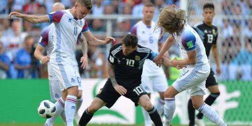 (VIDEO) Argentina empata 1 a 1 contra una Islandia completamente acorralada