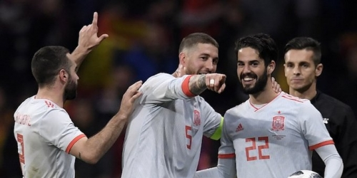 (VIDEO) Argentina recibe una goleada de España