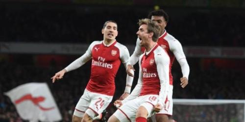 (VIDEO) Arsenal ganó al Chelsea y pasa a la Final de la Copa de la Liga