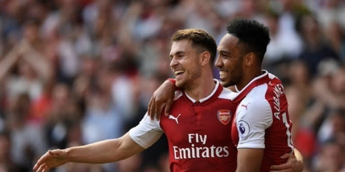 (VIDEO) Arsenal golea al West Ham United por Premier League