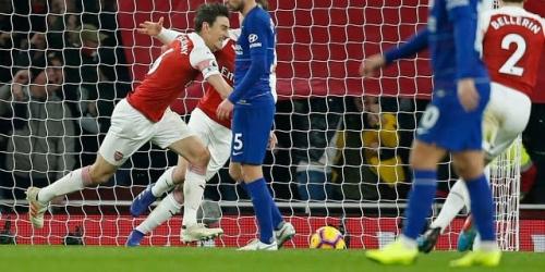 (VIDEO) Arsenal pone en aprietos al Chelsea en la Premier League