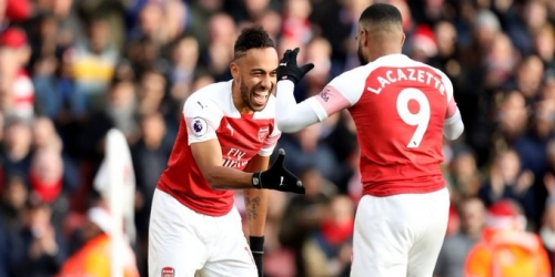 (VIDEO) Arsenal se encuentra de nuevo con la victoria y derrotó al Burnley