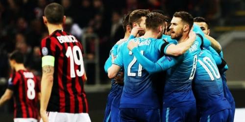 (VIDEO) Arsenal se toma el San Siro