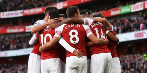 (VIDEO) Arsenal suma su cuarta victoria consecutiva