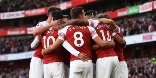 (VIDEO) Arsenal suma su cuarta victoria consecutiva