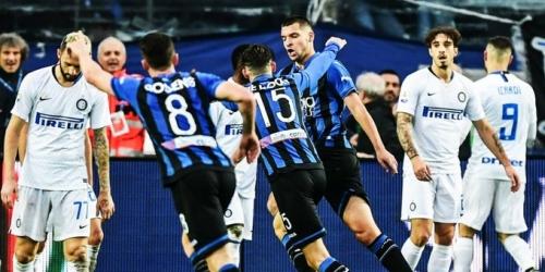 (VIDEO) Atalanta elimina racha de victorias del Inter de Milán