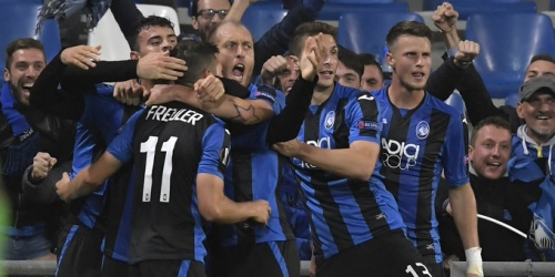 (VIDEO) Atalanta ganó frente Apollon por la Europa League