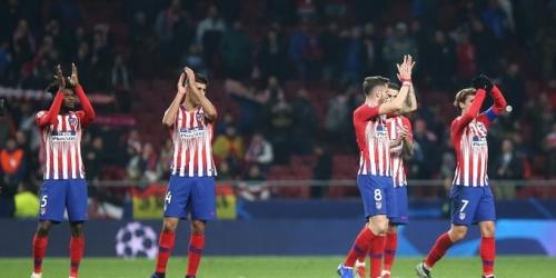 (VIDEO) Atlético de Madrid derrotó al Mónaco y se clasificó a octavos