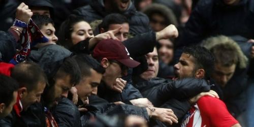 (VIDEO) Atlético de Madrid ganó 2-0 al Getafe