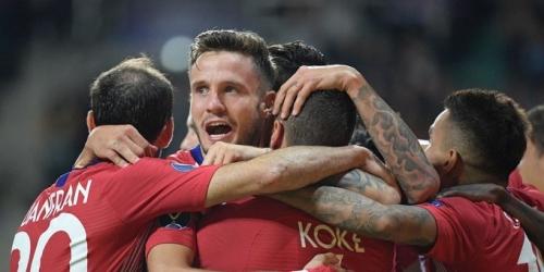 (VIDEO) Atlético de Madrid se convierte en campeón de la Supercopa UEFA