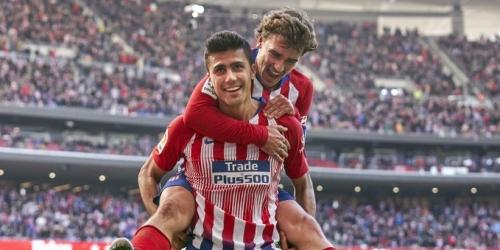 (VIDEO) Atlético Madrid no quiere alejarse del puntero y derrota al Deportivo Alavés