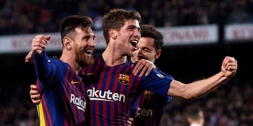 (VIDEO) Barcelona de la vuelta al marcador y es favorito para ganar la Copa del Rey