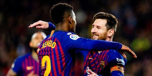 (VIDEO) Barcelona derrota al Levante y continua en la Copa del Rey