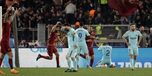 (VIDEO) Barcelona eliminado de la Champions League