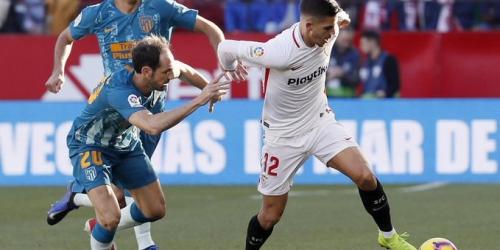 (VIDEO) Barcelona favorecido con el empate del Sevilla y Atlético de Madrid