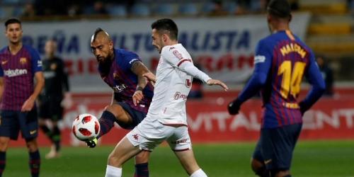 (VIDEO) Barcelona se lleva el triunfo en la Copa del Rey en el último minuto