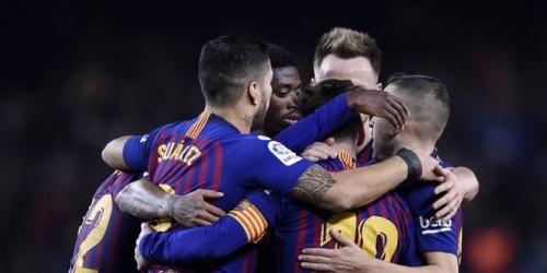 (VIDEO) Barcelona suma su cuarta victoria consecutiva y derrota al Celta de Vigo