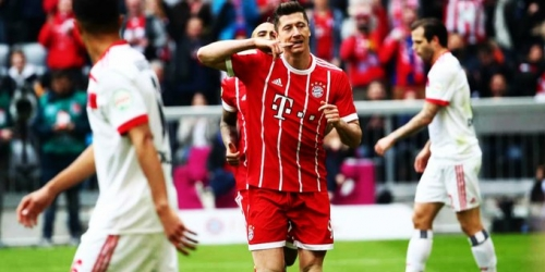 (VIDEO) Bayern de Múnich aplasta al Hamburgo