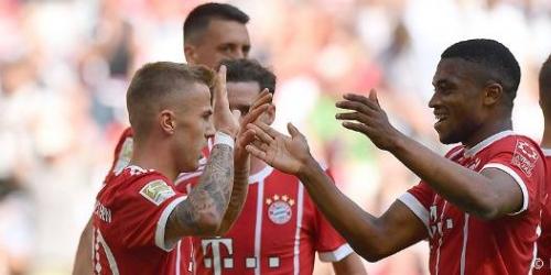 (VIDEO) Bayern de Múnich golea en la previa ante el Real Madrid