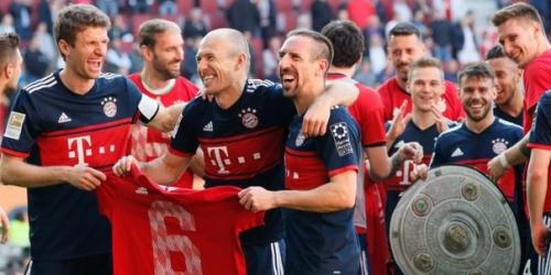 (VIDEO) Bayern de Múnich se proclama campeón con una goleada