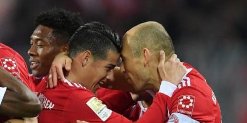 (VIDEO) Bayern de Múnich sofoca al Dortmund