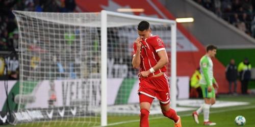 (VIDEO) Bayern de Múnich vence al Wolfsburg por Bundesliga
