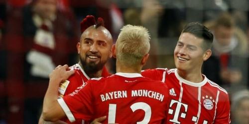 (VIDEO) Bayern desgusta su victoria ante el Augsburgo