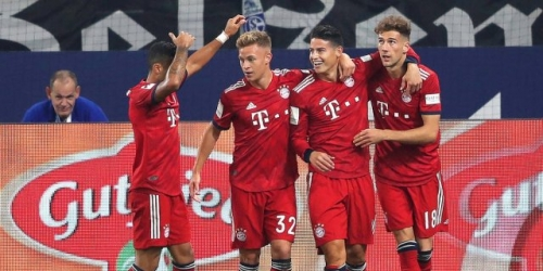 (VIDEO) Bayern Munich sigue imbatible en la Bundesliga