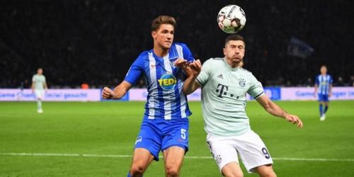 (VIDEO) Bayern pierde y espera resultado del Borussia Dortmund