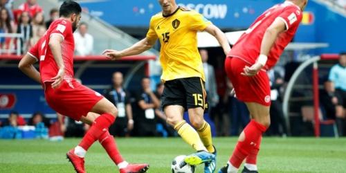 (VIDEO) Bélgica aplasta a Túnez 5 a 2 y es favorito a ganar el Mundial