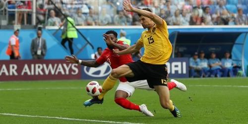 (VIDEO) Bélgica se queda con el tercer lugar al  vencer 2 a 0 a Inglaterra