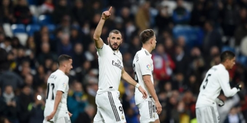 (VIDEO) Benzema vuelve al salvar al Real Madrid en partido contra el Rayo Vallecano