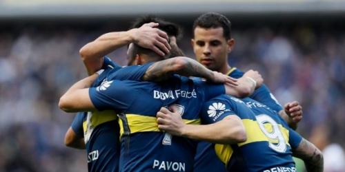 (VIDEO) Boca Juniors venció a Chacarita en la Bombonera